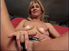 Mature strips and teases solo videos