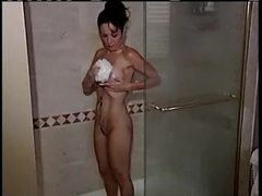 Sexy milf with great big tits takes a shower movies at kilopics.net