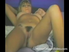 Thrusting into hot pussy missionary style tubes