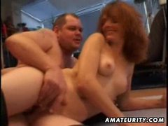 Redhead amateur milf homemade hardcore with cumshot movies at kilopics.net