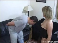 Milf kicks him in the balls videos