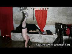 Video sm bondage fouet soumise sandy submissive sandy videos