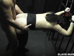 Amateur slut gets gangbanged by strangers videos