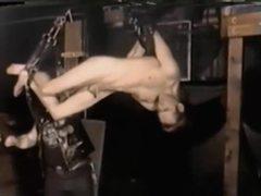 Vintage gay suspend and fist videos