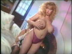 Retro french maid nipple sucking lesbian fun videos