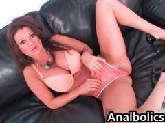 Super horny lesbian gangbang with carrie ann, velicity von, nikita von james, raquel devine, rachel love 1 by analbolics videos