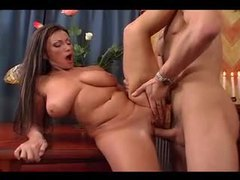 Hot curvaceous milf has intense sex videos