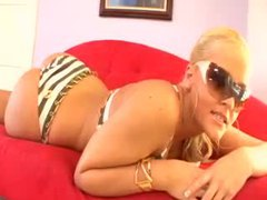 Alexis texas is hot and slutty in her bikini movies at sgirls.net