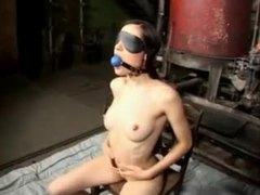 Ball gagged sasha grey gets flogged movies