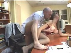 Office guy wants good loving from this slut videos