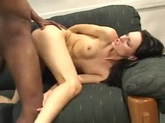 Skinny german slut is crazy for bbc in the ass tubes