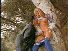 Nicole sheridan gives a great blowjob outdoors movies at kilopills.com