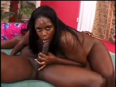 Fat black whore fucked hard in her holes videos