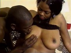 He loves to lick the sexy black pussy movies at kilosex.com