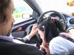 Schoolgirl sucks him in car and they fuck in bed movies at kilopics.net