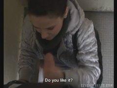 Czech streets - alena movies at kilosex.com