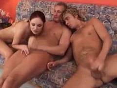 Babe gets into the good bisexual fucking videos