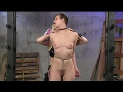 Lezdom whip rope and toy videos