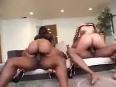 Hot big asses on these foursome fuck dolls movies at freekiloporn.com