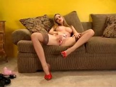 Emily marilyn in stockings and high heels videos