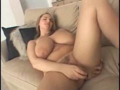 A fatty shows off her huge titties videos