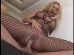 Anna nova incredible sex in a body stocking tubes