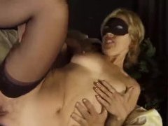Masked couple makes a hot porn tubes