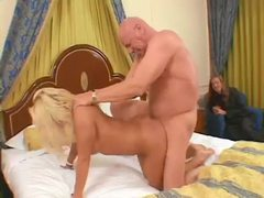 Husband watches his trophy wife fuck another man movies at find-best-hardcore.com