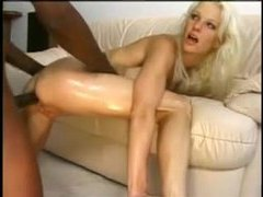 White milf dances for black guy before sex videos