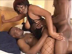Black bbw and her two black lovers movies
