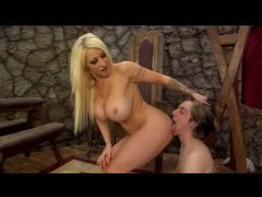 Big tits blonde rides his face movies at find-best-videos.com