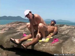 Great brazilian fuck by the ocean movies at find-best-babes.com