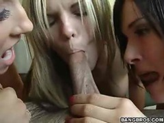 Girls show their oral skills movies at kilopics.net