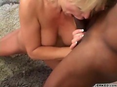 Hot milf got some black cock videos