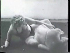 Girls wrestling in their underwear movies at freekilosex.com