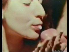 Girls giving blowjobs and getting fucked in this 70s clip movies at sgirls.net