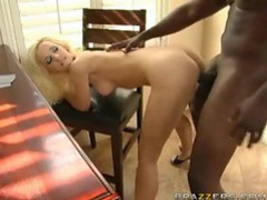 Hot blonde girl bent over and fucked from behind movies at kilosex.com