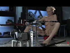 The sexy chick takes a toy in her pussy and rubs her clit movies at find-best-videos.com