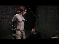 Tied up and gagged while her pussy is vibed movies at find-best-videos.com