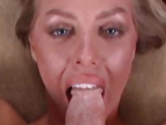 Beautiful blonde giving a slow and sensual blowjob videos