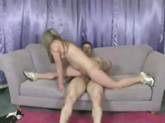 Amazingly bendy blonde girl fucked exceptionally well movies at find-best-hardcore.com