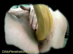 She fucks her pussy with an eggplant and a banana movies at find-best-ass.com