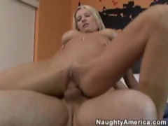Gorgeous blonde milf loves a cock in her cunt videos