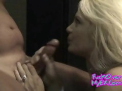 Hot girl giving a blowjob in an amateur flick movies at sgirls.net