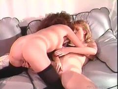 Lesbians eat pussy and finger videos