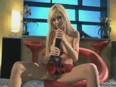 Porn slut tries dildo and a big cock videos