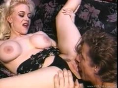Gorgeous blonde rides boner with her hot pussy videos