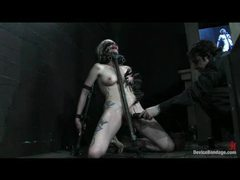 Two girls in extreme bondage movies at adipics.com
