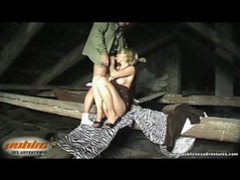 Hot girl giving head in the rafters of an old house movies at kilotop.com