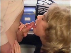 This mature gal knows how to give great head videos